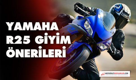 Yamaha R25 Giyim Önerileri - Fiyat ve Performans