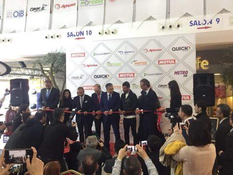 Motobike Expo 2020 resmi açılışı yapıldı