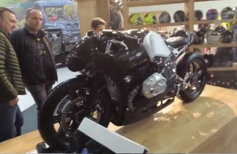 Motosiklet Fuarı 2020, BMW Standı