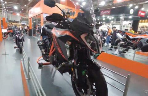 Motosiklet Fuarı 2020, KTM Standı