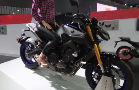 Motosiklet Fuarı 2020, Yamaha Standı