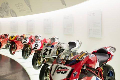 Ducati, Moto Guzzi ve Vespa müzelerini kapattı