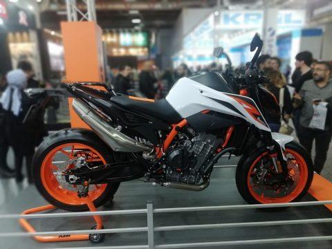 Motosiklet Fuarı 2020, KTM Standı Fotoğrafları
