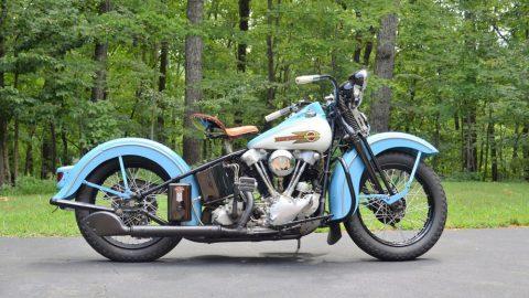 1939 Harley Davidson