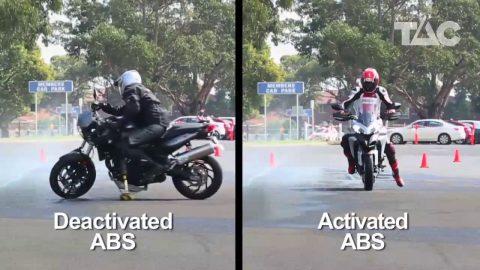 Abs'li ve Abs'siz Motosikletin Farkı