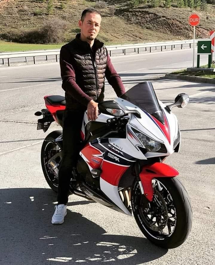 Feci Motosiklet Kazasında Vefat Etti
