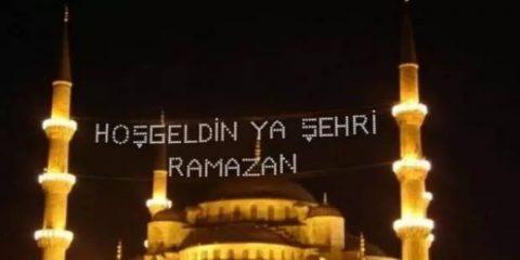 Ramazan Başlangıç ve Bitiş Tarihi