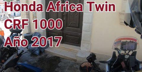 50.000 km en Africa Twin