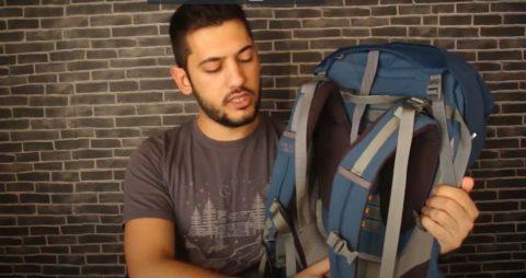 Kamp ve seyahat için çanta seçimi