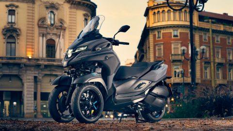 2020 Yamaha Tricity 300: Features & Benefits