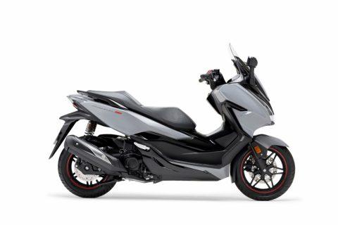 Honda Forza 300, 2020
