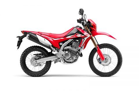 Honda CRF250L, 2020