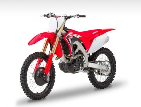 Honda CRF250R, 2020