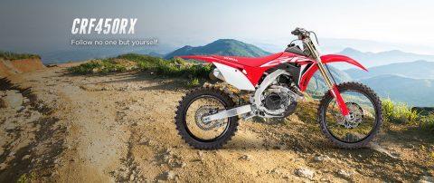 Honda CRF450RX, 2020