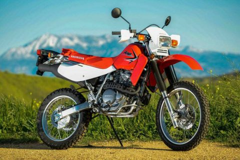 Honda XR650L, 2020