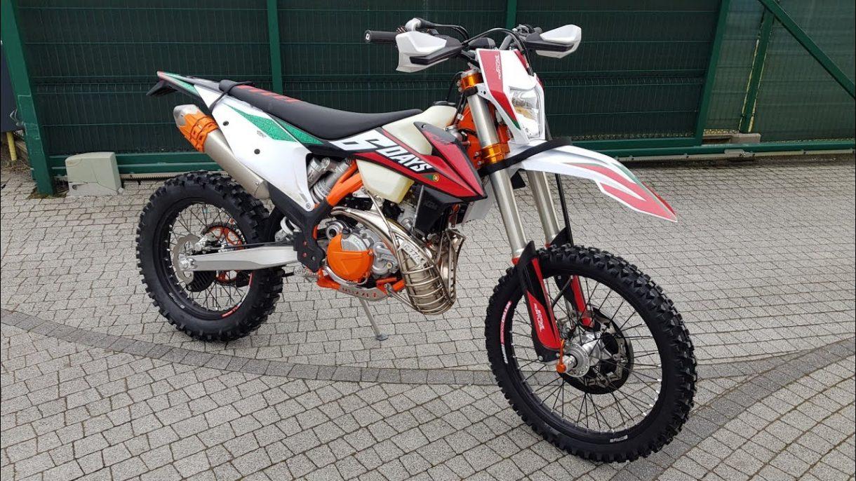 KTM 250 EXC-F Six days 2020-1