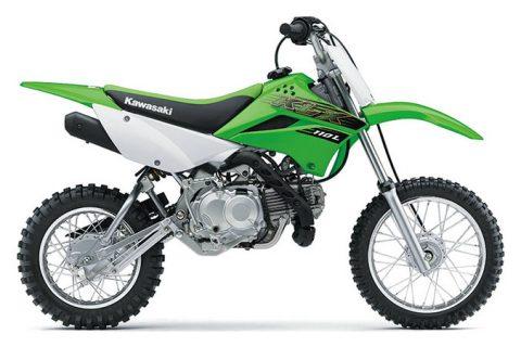 Kawasaki KLX 110 L, 2020