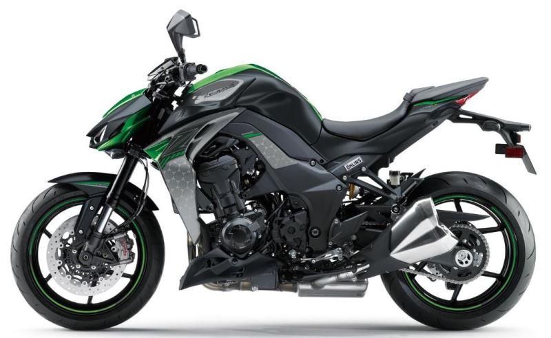 Kawasaki Z1000R Edition