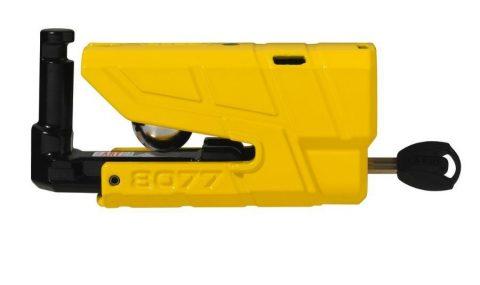 Abus Motosiklet Disk Kilit - 8077 Granit Detecto X-Plus