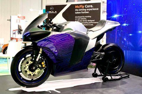 Gerçek Motosiklet Hissi Veren - The Emula