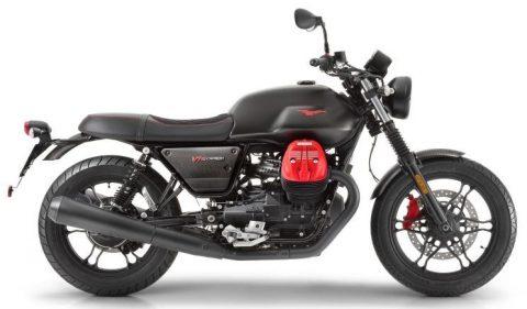 Moto Guzzi V7 III Carbon 2020