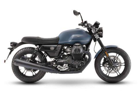 Moto Guzzi V7 III Stone Night Pack 2020