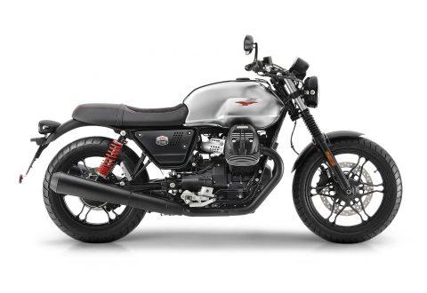 Moto Guzzi V7III Stone S 2020