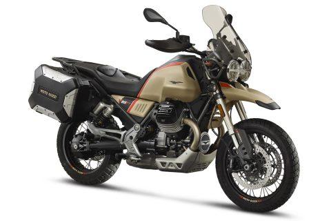 Moto Guzzi V85 TT Travel 2020