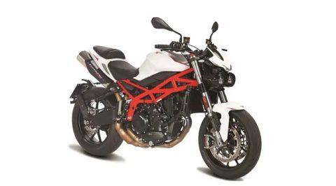 Moto Morini Corsaro ZZ 2020