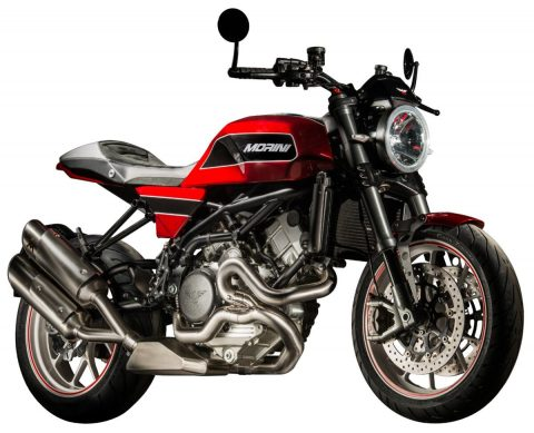 Moto Morini Milano 2020