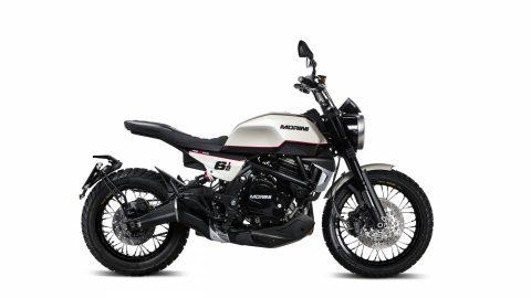 Moto Morini Seiemmezzo 2020