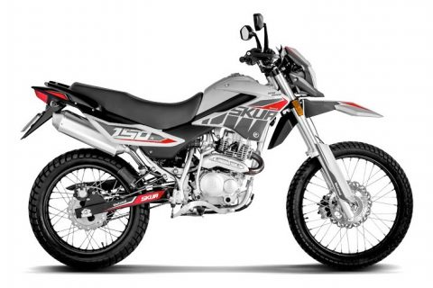 Motomel Skua 150 Silver Edition 2020