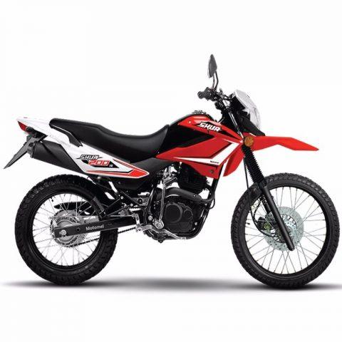 Motomel Skua 200 V6 2020