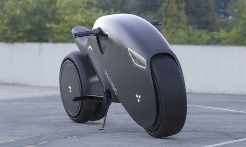 Mimic Elektrikli Superbike Konsepti