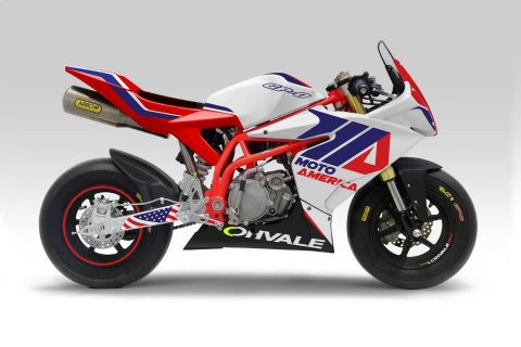 Ohvale GP-0 190 Daytona 2020
