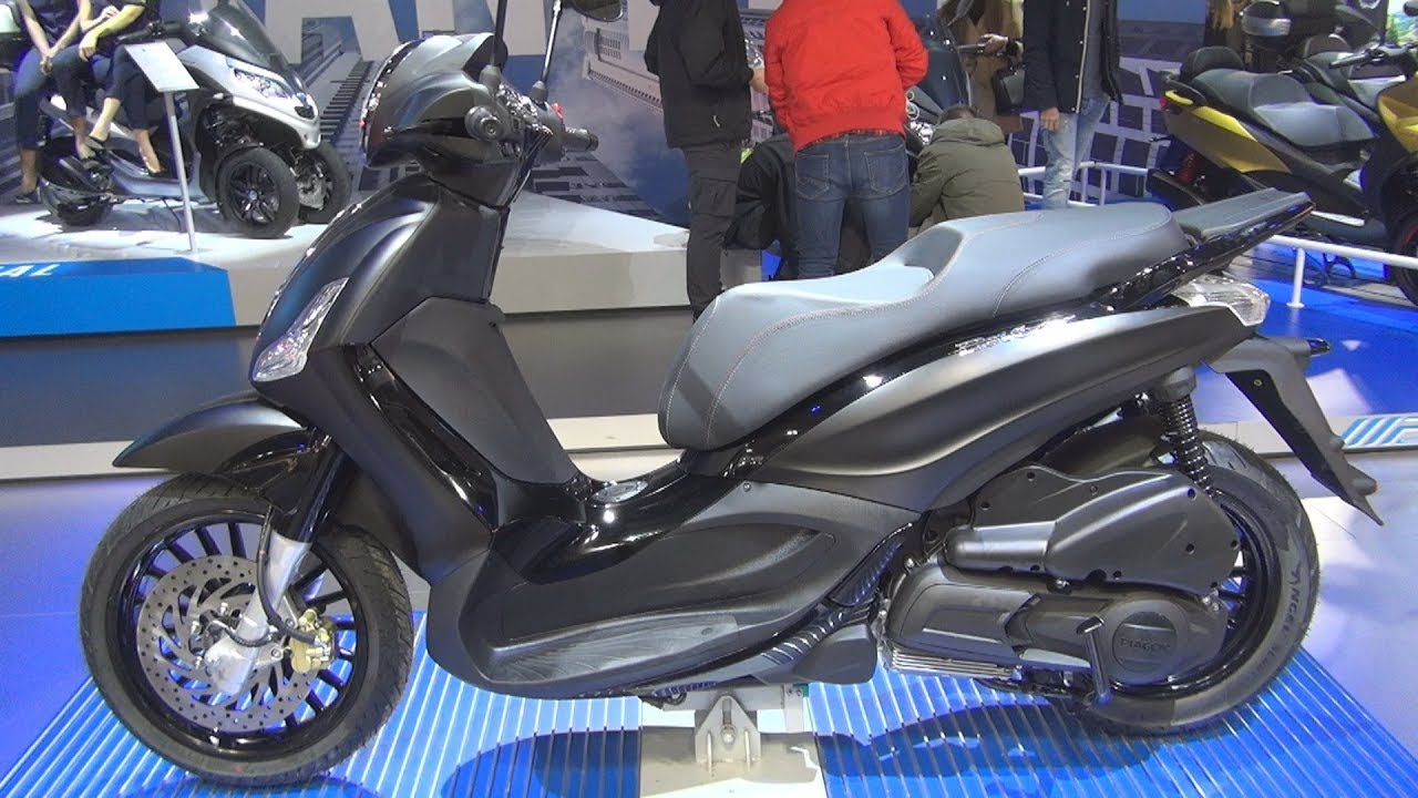 Piaggio Beverly S 300 ABS ASR 2021, motosiklet piaggio