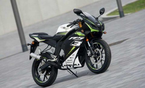 Rieju RS3 50 2020