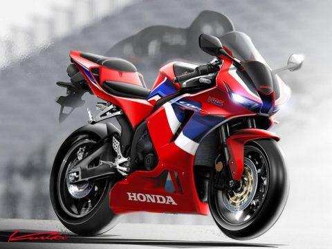 2021 Honda CBR600RR: Teknik Özellikleri