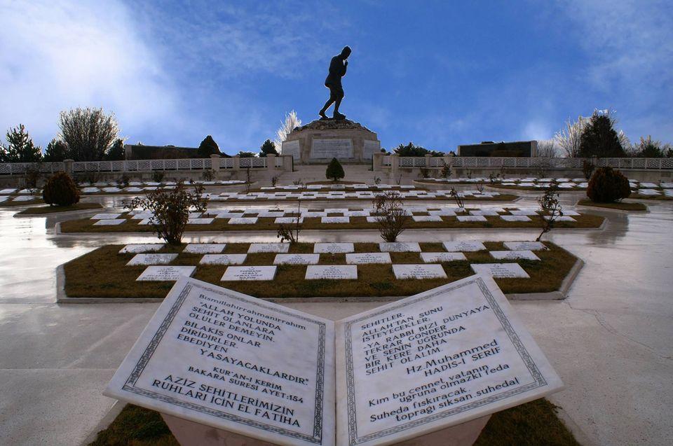 Cumhuriyet Şehitleri Anıtı