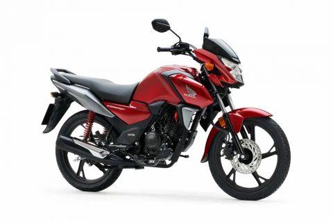 2021 Honda CB125F