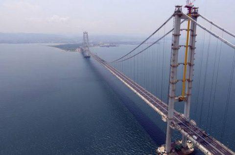 Çanakkale köprüsü geçiş ücreti 158.7 TL olacak