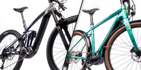 Kona, eMTB, gravel yeni elektrikli bisiklet modellerini piyasaya sürdü