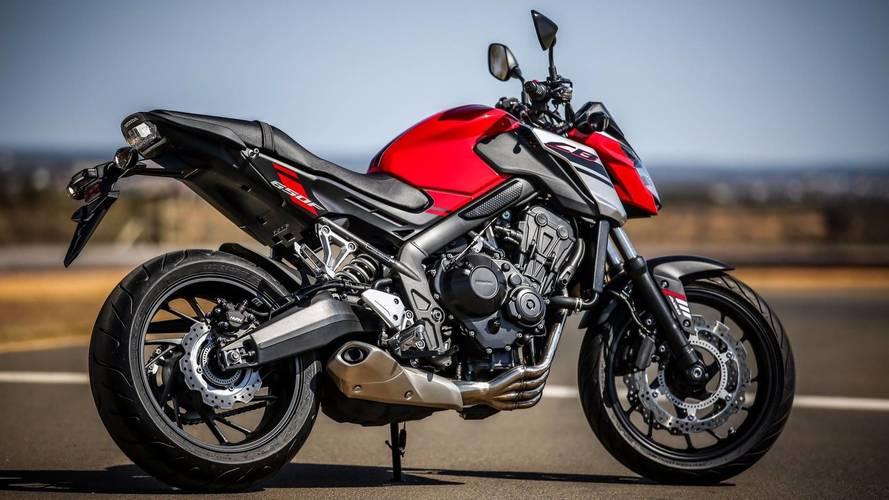 Honda CB 300 2021 | Motosiklet Sitesi