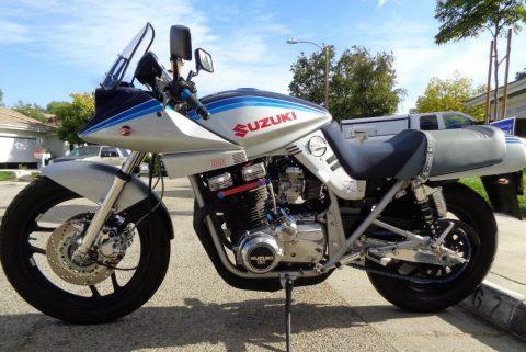 1983 - 1992 Suzuki Katana Modelleri