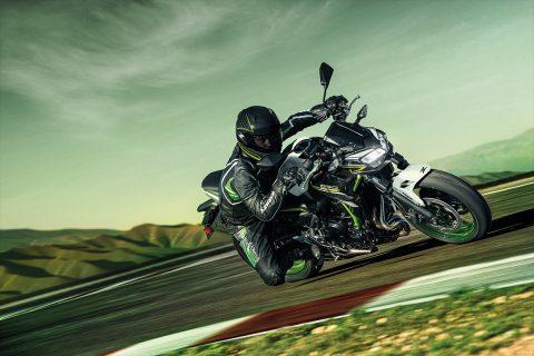 2021 Kawasaki Z650 Fotoğraf Galerisi