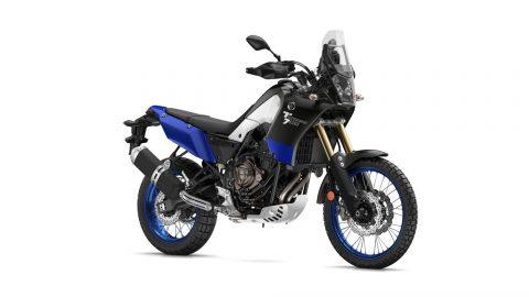 Yamaha Tenere 700, 2021