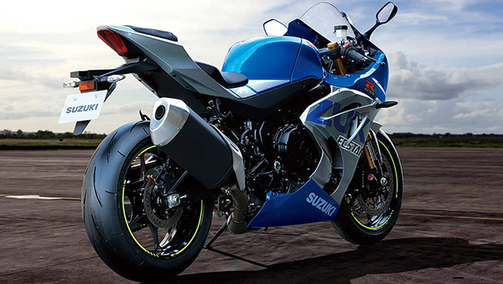 Suzuki GSX-R1000R Anniversary, 2021 | Motosiklet Sitesi
