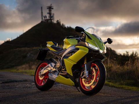 Aprilia, 2021 RS 660'ı Nasıl Bilirsiniz?