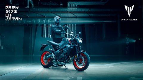 2021 Yamaha MT-09 Teknik Özellikler