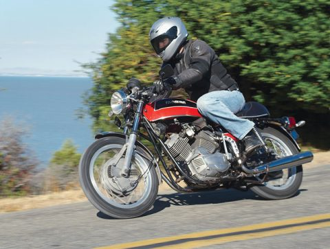 1975 Moto Morini 3-1 / 2 Spor
